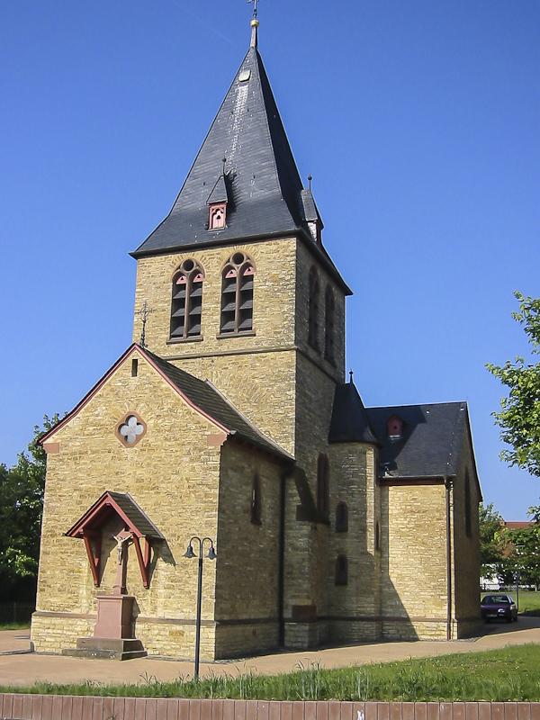 Evangelische Und Katholische Kirche